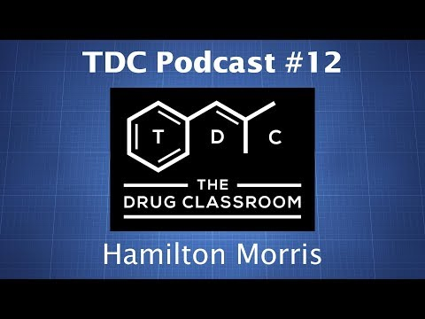 TDC Podcast 12 - Hamilton Morris on the Expansive World of Drugs