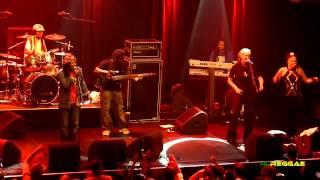 "ALPHA BLONDY ""Sebe Allah Ye"" Paradiso, Amsterdam 2012"