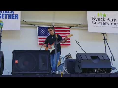 Jake Thistle -- While My Guitar Gently Weeps (Beatles cover live from The Great Nyack Get Together)