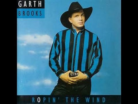 Know Your Music - Review - Garth Brooks - Ropin' The Wind - 1991