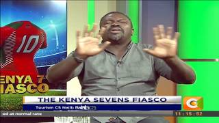 The Kenya Sevens Fiasco with Benjamin Ayimba #CitizenExtra