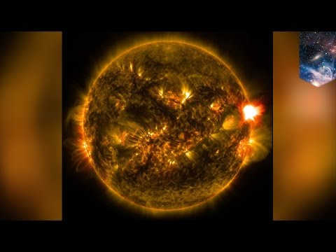 The Sun may be able to produce devastating superflares that could wipe out life on Earth