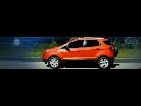 Nueva Ford EcoSport 2012