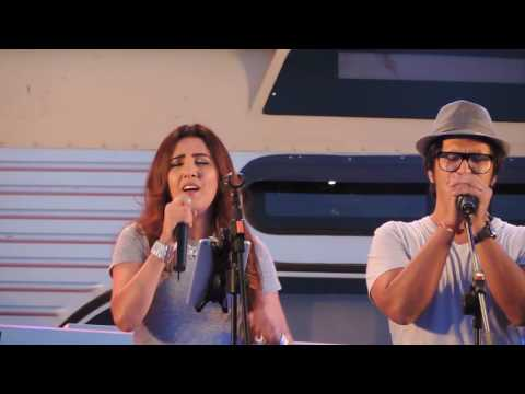 Manmarziyan - Lootera | Amit Trivedi, Neeti Mohan Live at ITPL Bangalore, 29th April 2016