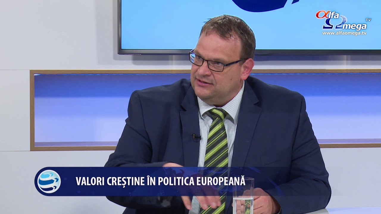Realitati si perspective 9 - Valori crestine in politica europeana - Leo Van Doesburg