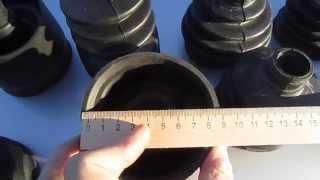 Ваз -пыльник шрус и размеры