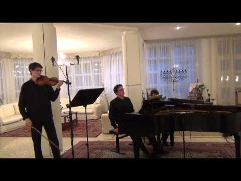 2nd part of the concert at the Residence on Bartók Radio - Liszt Ferenc Music Academy