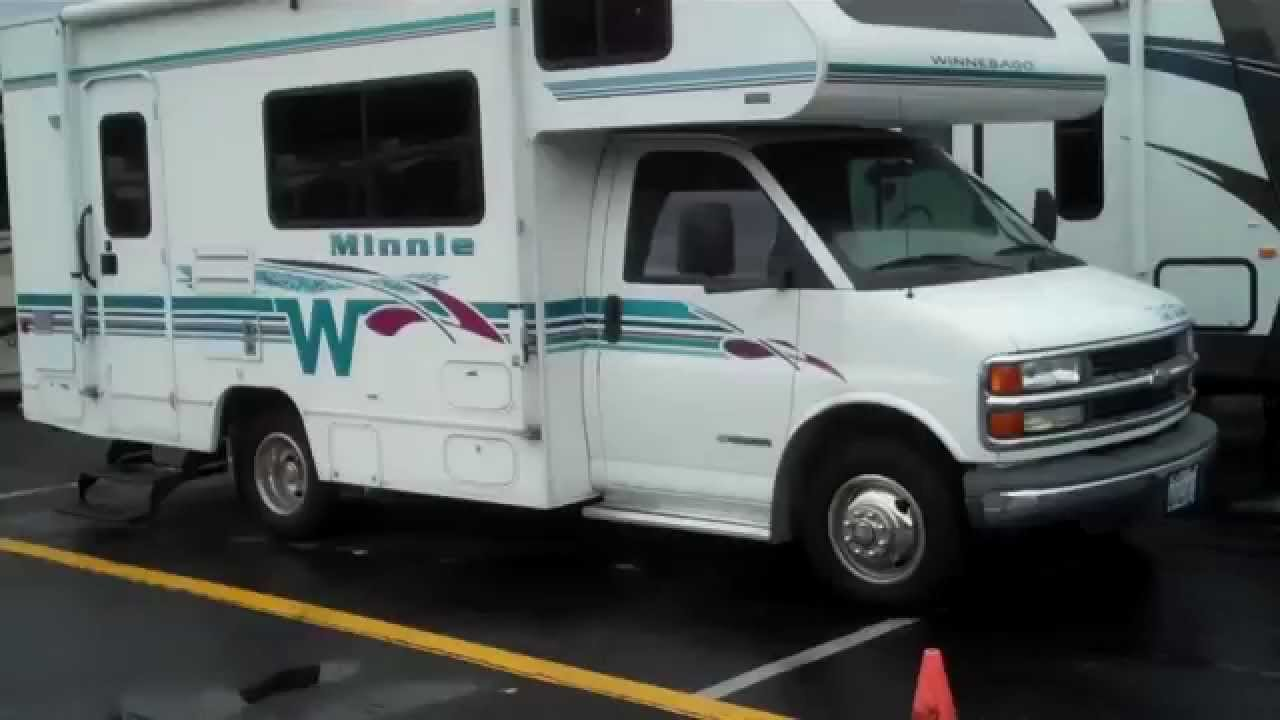 2000 Winnebago Minnie Winnie 22ft Class C Motorhome At Valley RV Supercenter