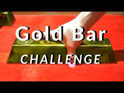 Berjaya Times Square KL the Gold Bar Challenge