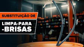 Como mudar Escovas do limpa parabrisas - vídeo grátis online