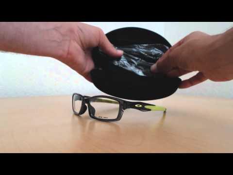 bc728f98a8 Oakley Crosslink Eyeglass Frames - OpticsPlanet.com