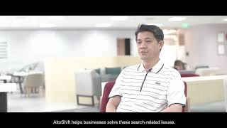 Altoshift - Search Engine for Modern Business