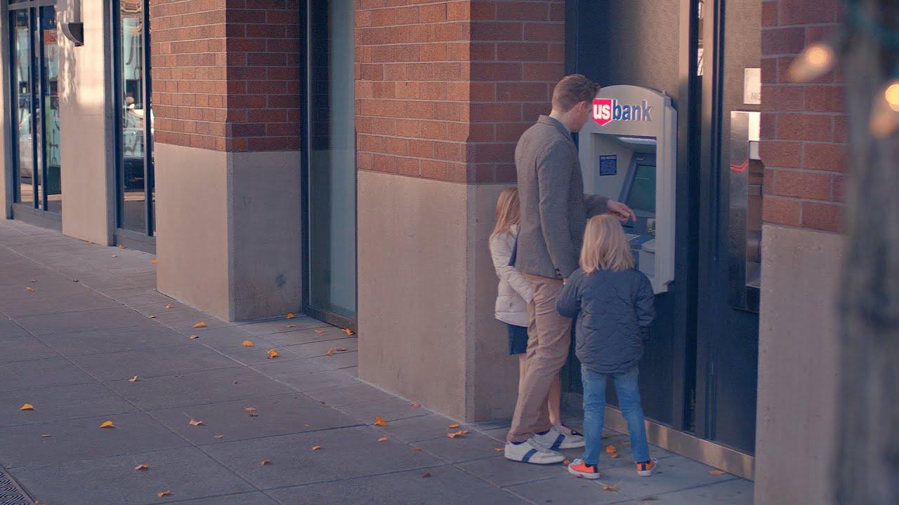 ATM banking | U S  Bank