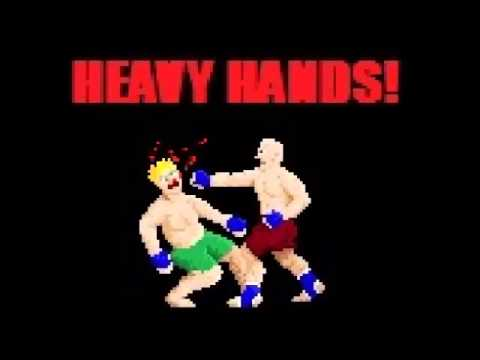 How Holly Holm beat Ronda Rousey (Heavy Hands)