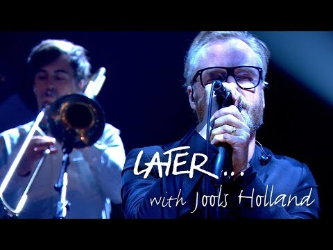 The National - Day I Die - Later… with Jools Holland - BBC Two
