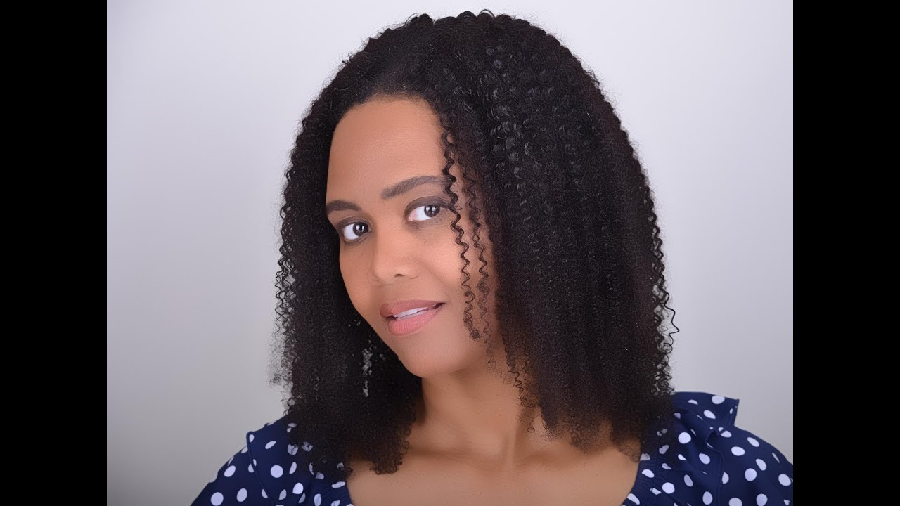 Marley Hair Extensions With Human Hair Youtube