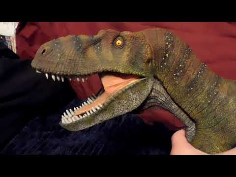 Masterpiece Models 1/10th Daspletosaurus Resin Kit Review!!!