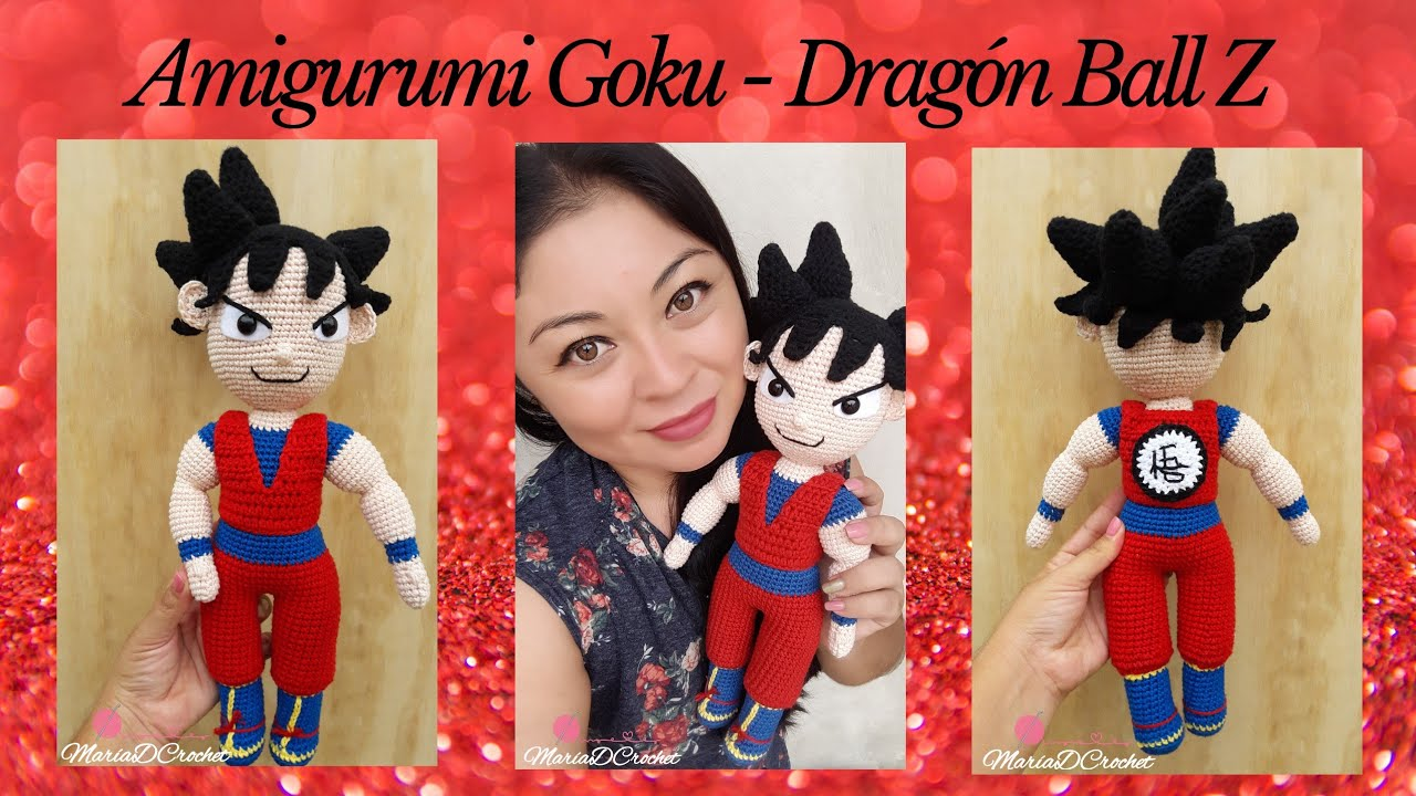 Dragon Ball Z Amigurumis | Crochet dragon, Crochet toys patterns ... | 720x1280