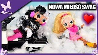 Nowa miłość Swag ❤ Zazdrosna Dollie * RODZINKA LOL OMG #2 * Bajka po polsku lalkami Winter Marivo