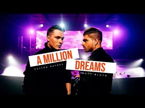 Matt Bloyd and Colton Haynes - A Million...