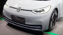 """VW ID.3 IAA live - erste Sitzprobe und Optik-Check. Wie gefällt das """"Volks-E-Auto""""?"""