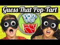 GUESS THAT POP-TART CHALLENGE | KIDS vs. FOOD