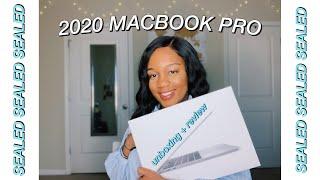 "UNBOXING MY NEW MACBOOK PRO 2020 | 13"" SILVER MACBOOK PRO"