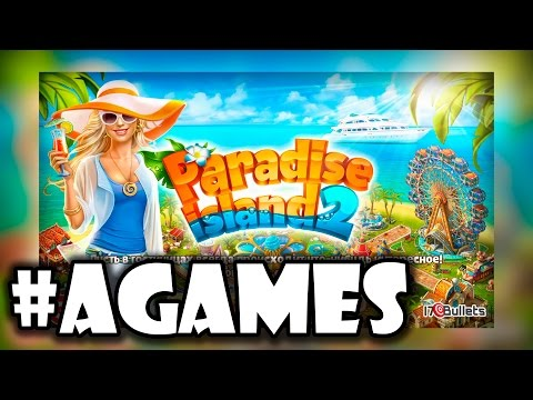 #AGames - Обзор Paradise Island 2 для Android OS