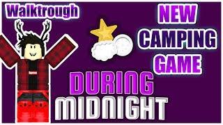 Durante la mezzanotte DEMO - Full Walktrough - Nuovo INTRO Roblox