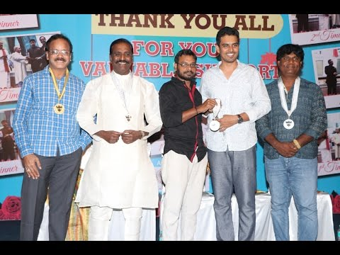 64th National Film Awards - Winners From Tamil Industry Thanks Meet Video