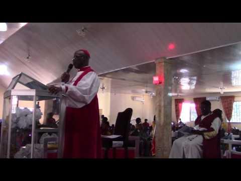 Bishop Wennie - Elevation Service (part 3/4)