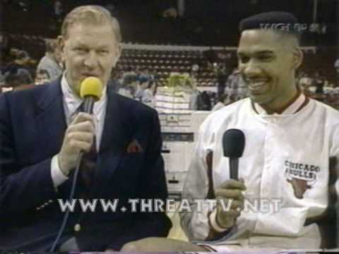 "WGN Johnny ""Red"" Kerr Tribute - R.I.P. Red & Stormin"