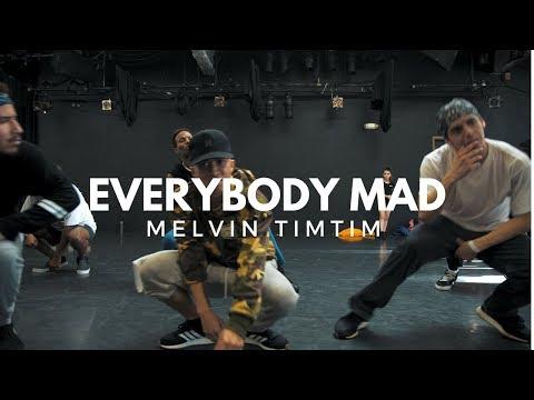 """Everybody Mad"" - O.T. Genasis | Melvin Timtim Choreography | S-Rank Workshops | Boston, MA"