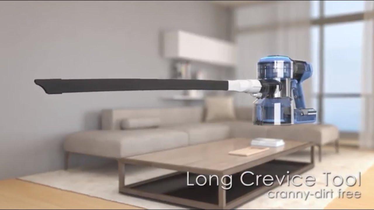 7bca3f26b87 Tineco A11 Hero Cordless Vacuum Cleaner (Amazon Coupon Inside) - YouTube