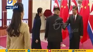 Kim Jong un visits China after Trump Summit