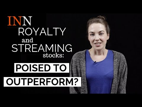 Poised to Outperform? Execs Explain the Appeal of Royalty and Streaming Stocks