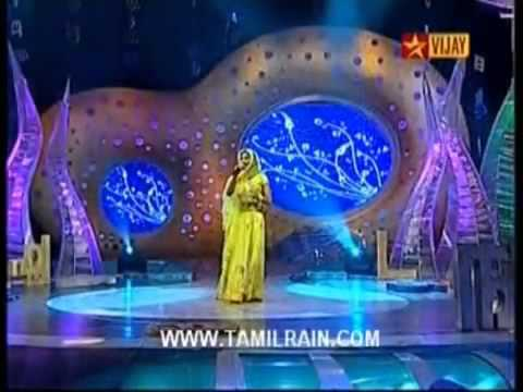 Airtel Super Singer Junior2, 03 11 2009 Alka Ajith Singing A Urdu Song