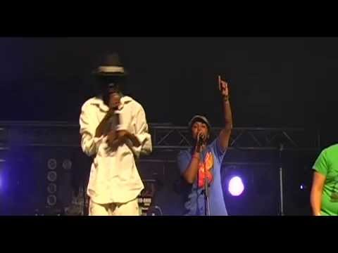 Take a Minute (original pre-release version) ... K'naan HQ at the BTO 2008
