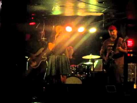 """Now defunct Led Zeppelin cover band. """"Black Dog"""""""