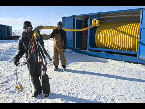 Antarctica: VoR's hotline to the coldest place on Earth