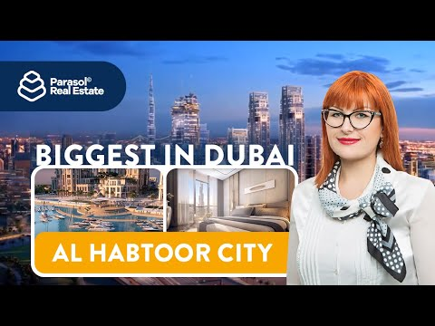 Off plan property investment in Dubai Habtoor City