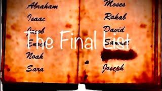 """THE FINAL LIST""www.bethelapostolic.org's Zoom Meeting"