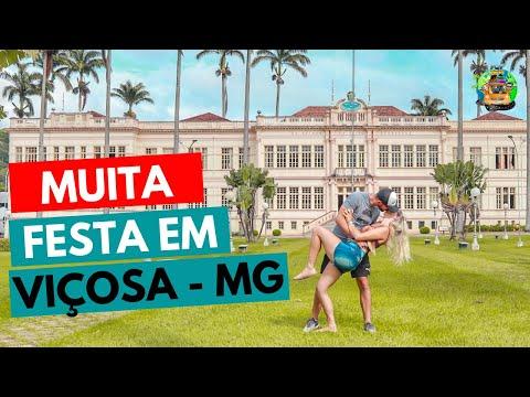 MUITA FESTA EM VIÇOSA MG | Ep.13