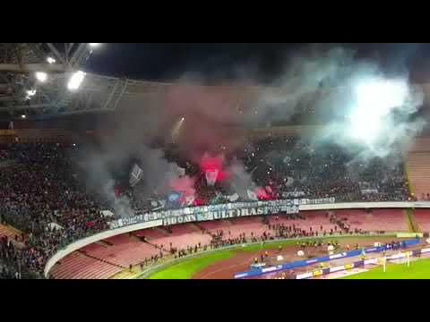 VIDEO - Dopo Napoli-Genoa, un giorno all'improvviso...