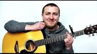 The Scientist - Easy Beginners Guitar Tutorial - Coldplay