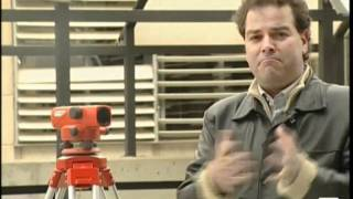 Video práctico Nivelación Geométrica.© UPV