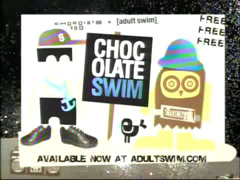 Adult Swim Chocolate Swim Bump Youtube