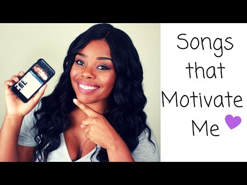 MY AFFIRMATION PLAYLIST | SONGS THAT MOTIVATE ME