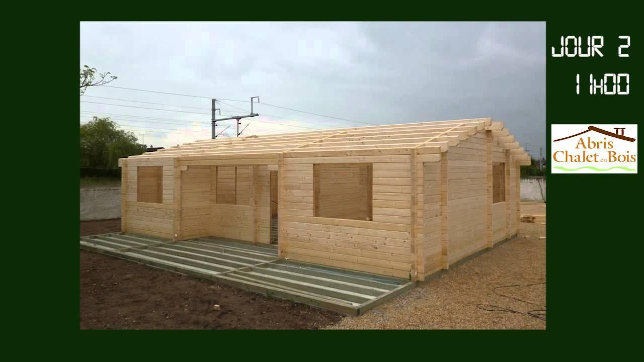 maison bois wsn