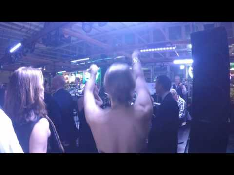 Six of One Band LIVE Reading Terminal Gala Party 2016  Stage Left Camera